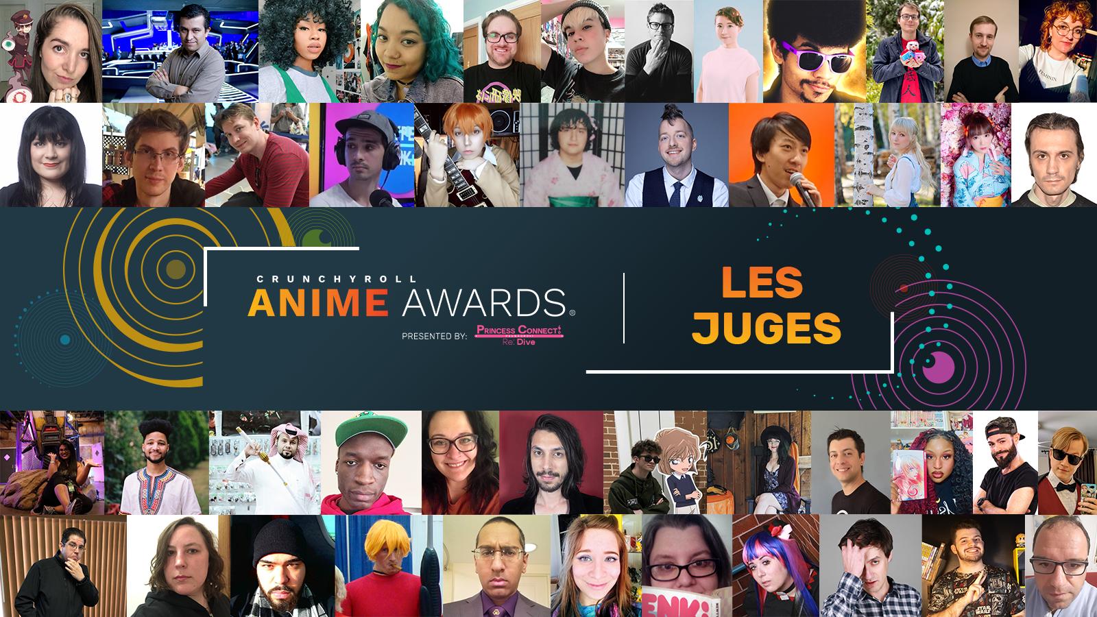 Crunchyroll Animes Awards