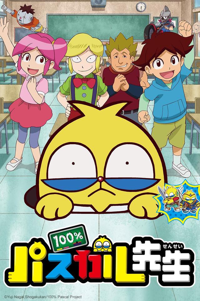 100% Teacher Pascal
