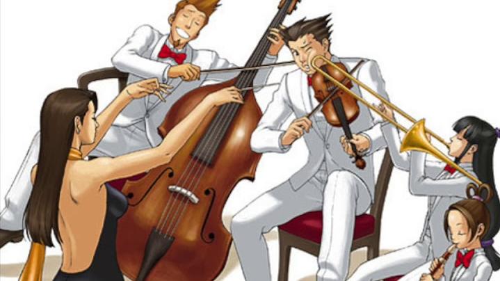 Gyakuten se encuentra con la orquesta