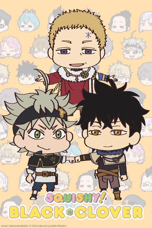 Squishy! Black Clover