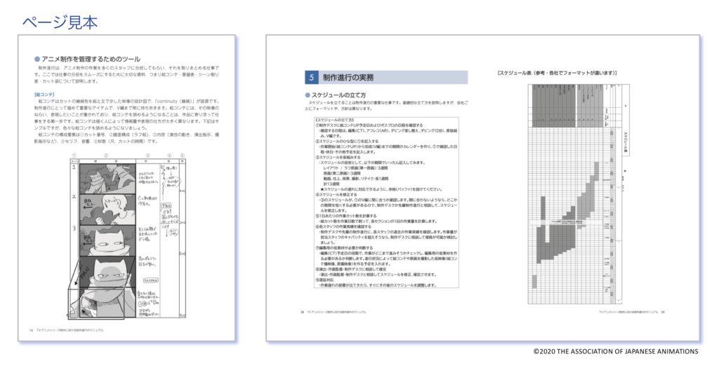 anime production handbook