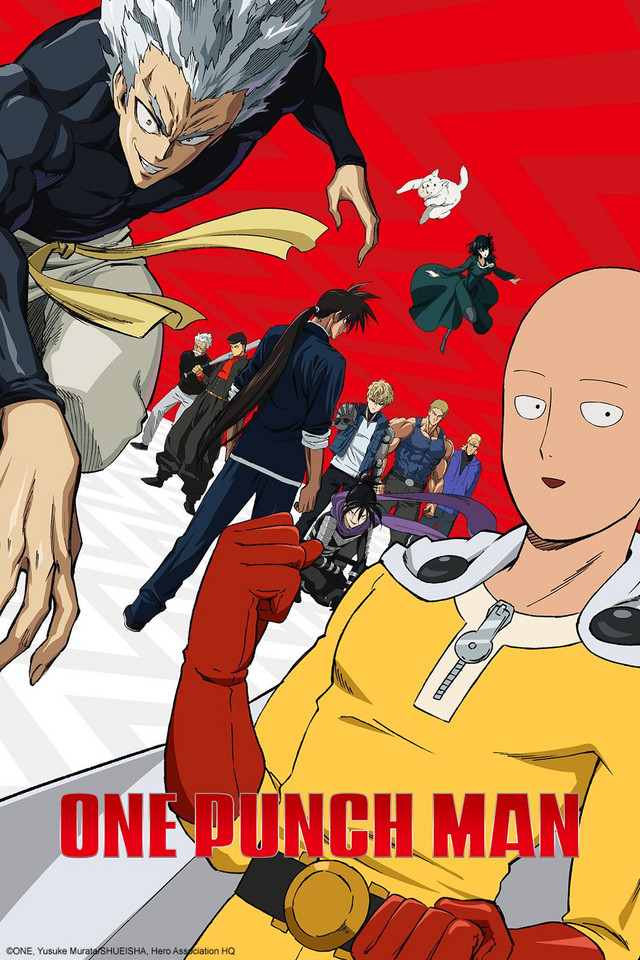 One-Punch Man - Watch on Crunchyroll