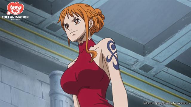 Nami, One Piece