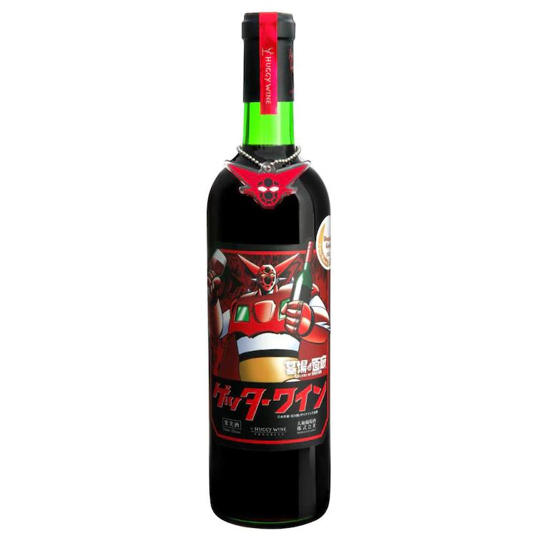Getter Wine - botella