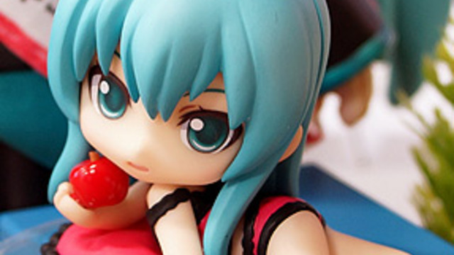 Vocaloid Petit Nendoroid Miku Selection Hatsune Miku Mikurisutaru