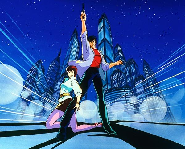 Crunchyroll City Hunter Tv Anime 1st Season Gets Hd Remastered Blu