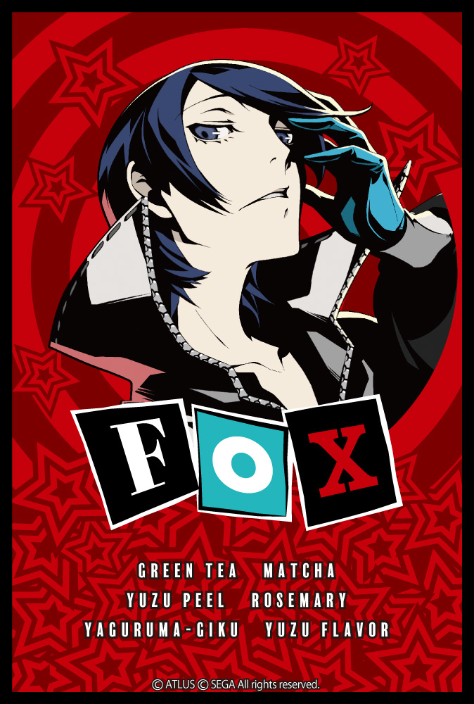 Persona 5 Royal Milk Tea