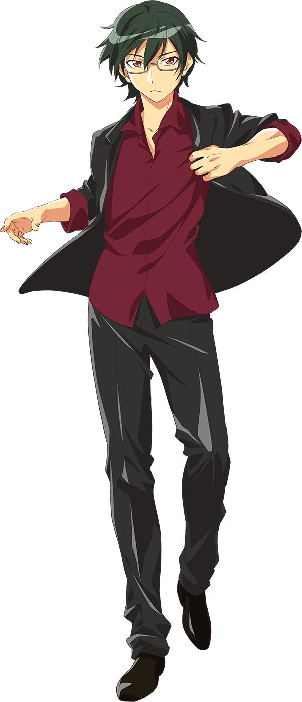 Hosomichi Kudo (CV Seiichiro Yamashita)
