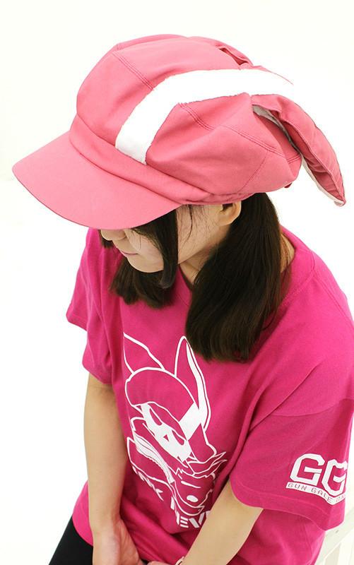 Crunchyroll - Get That Hat  Llenn s Adorable Cap from Gun Gale ... b46a9e1fb3d2