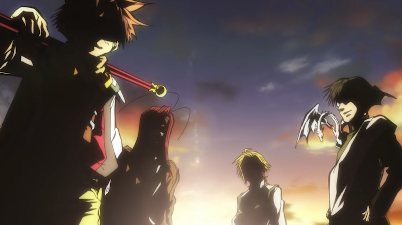 Recarga de Saiyuki -ZEROIN-