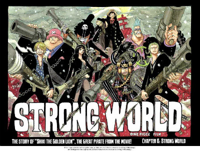 Crunchyroll - One Piece - Group Info