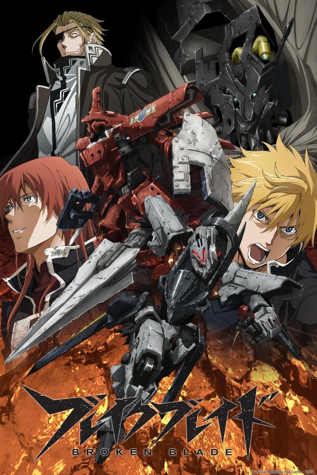 Broken Blade TV Edition