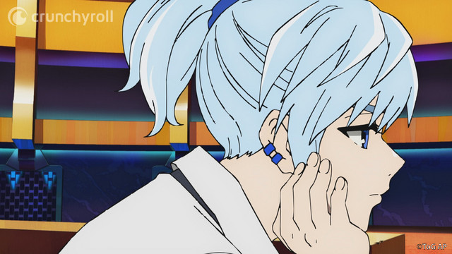 Ponytail Khun in Tower of God