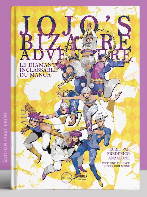 Jojo's Bizarre Adventure - Le diamant inclassable du manga