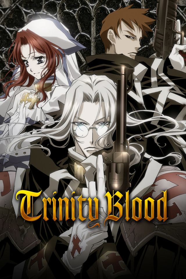 Image result for trinity blood