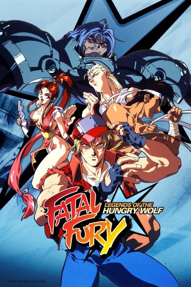 Fatal Fury OVA