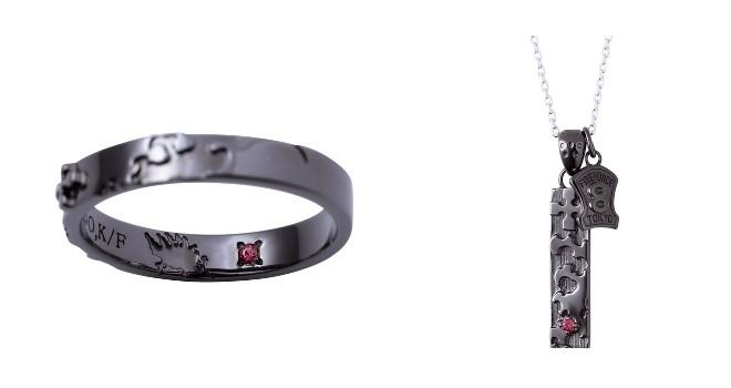 Shinra Kusakabe Jewelry