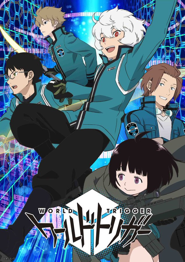 World Trigger TV Anime Nueva serie