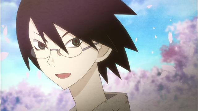 Nozomu Itoshiki from Sayonara Zetsubou-Sensei