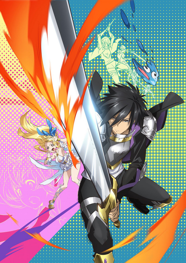 The protagonist of The Hero is Overpowerd but Overly Cautious overkills a tiny slime with a flaming sword.