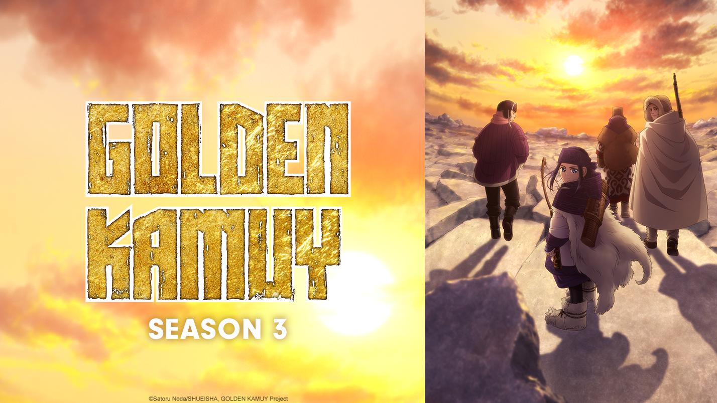 Golden Kamuy Season 3