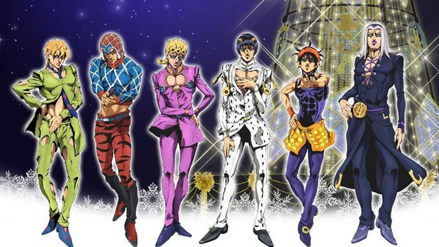 Crunchyroll - Have Yourself a JoJo Little Christmas at the