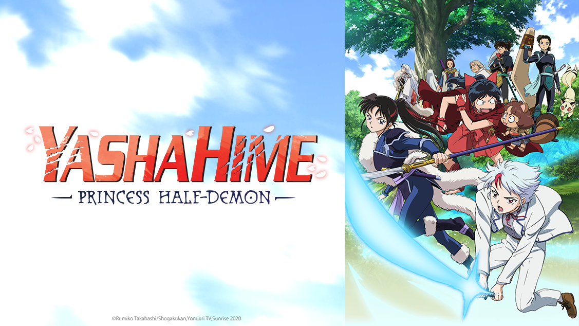 Yashahime -Princess Half Demon-
