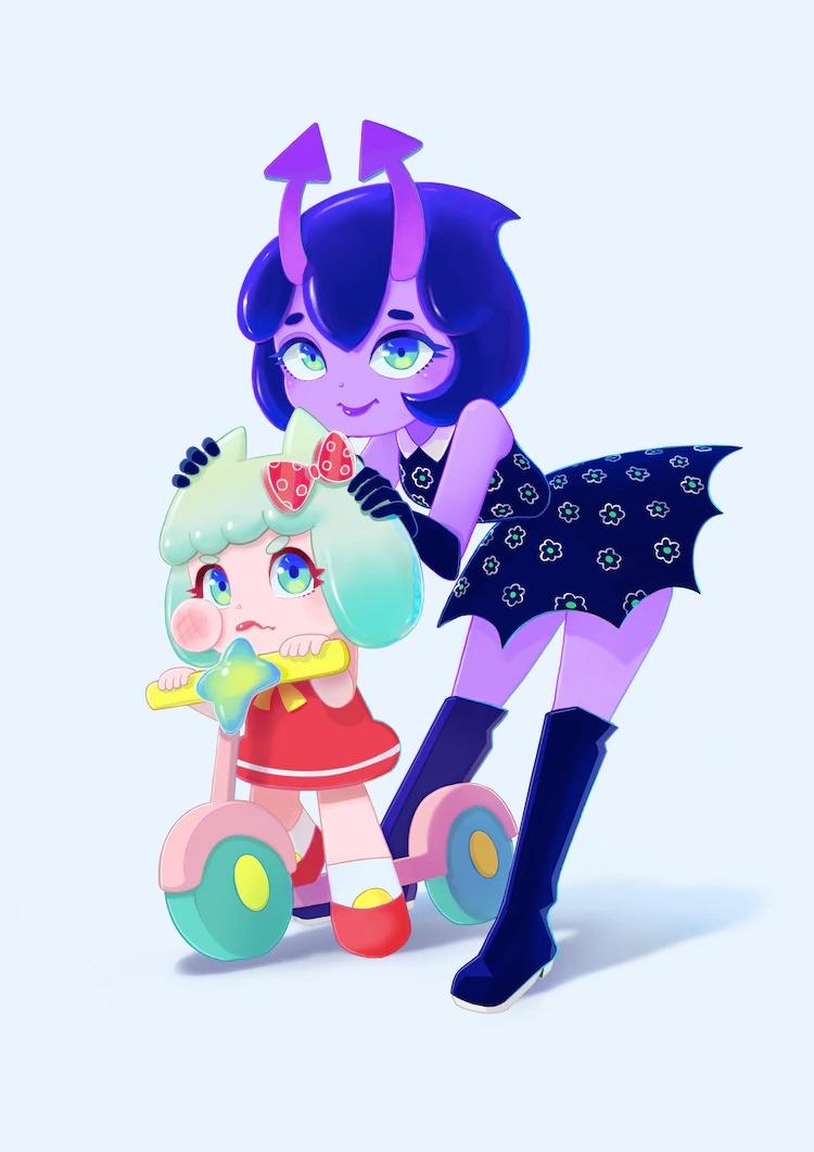 Caries de caramelo