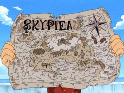 Crunchyroll - Forum - One Piece: Skypiea
