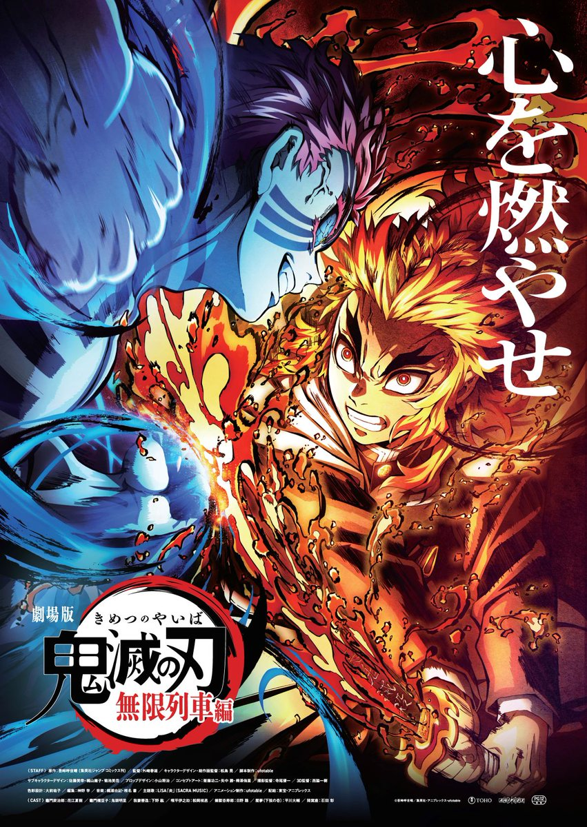 Demon Slayer: Kimetsu no Yaiba THE MOVIE Mugen Train