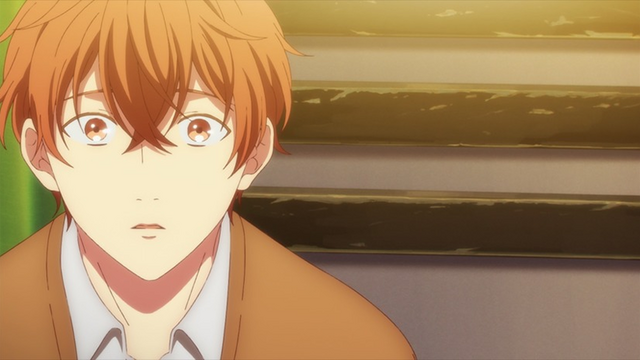 Crunchyroll Upcoming Bl Anime Given Reveals Its First Protagonist