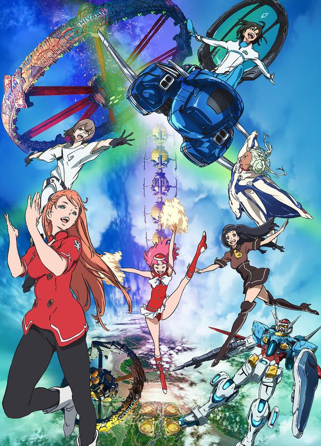 Resultado de imagen para Gekijōban Gundam G no Reconguista I: Ike! Core Fighter