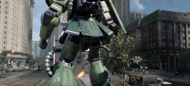 Mobile Suit Gundam: Senjou no Kizuna II