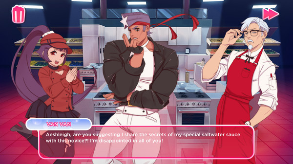 Crunchyroll - The Colonel Sanders Dating Sim Is Real—And Free