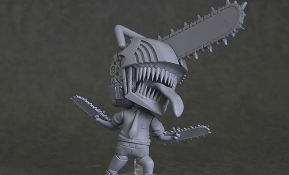 Hombre motosierra Nendoroid