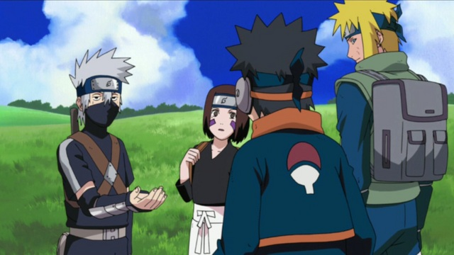 Naruto Shippuden The Masters Prophecy And Vengeance Episode 119 Watch On Crunchyroll