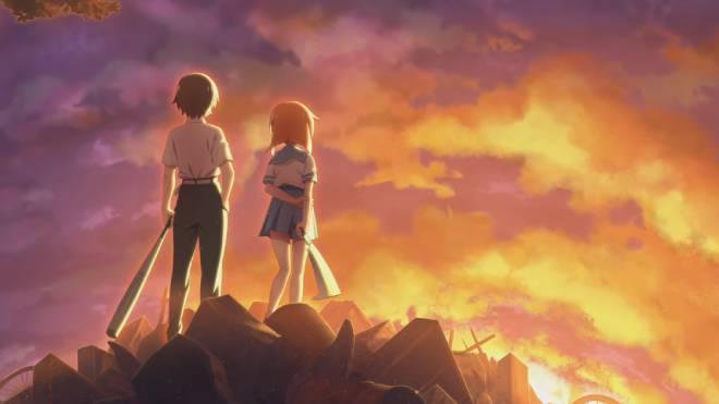 Higurashi When They Cry Mei