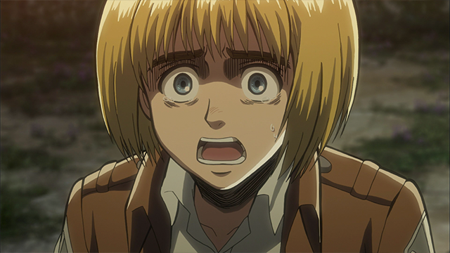 Armin Arlert Attack on Titan