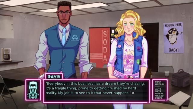 Dreams in Arcade Spirits