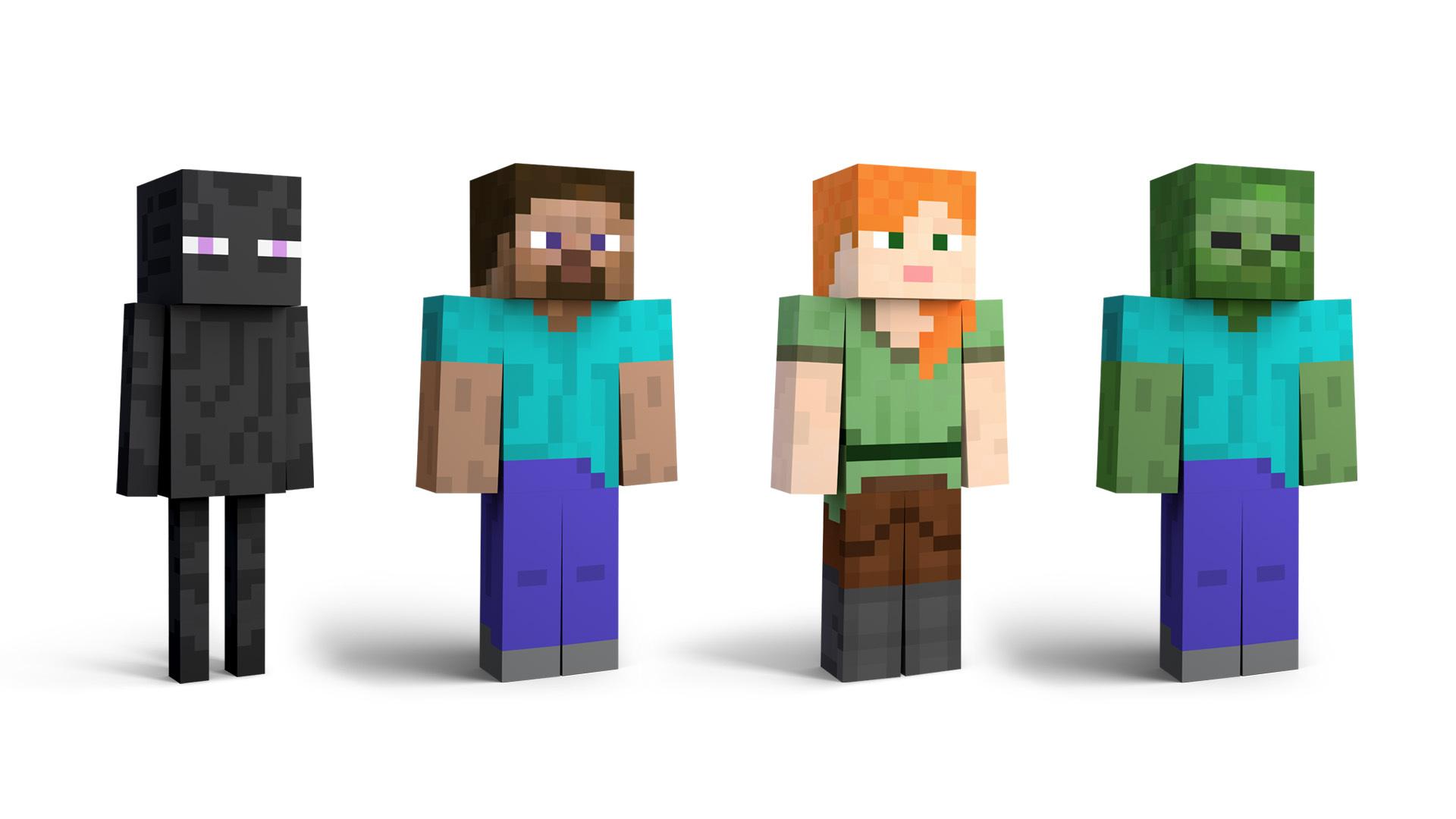 Minecraft in Smash