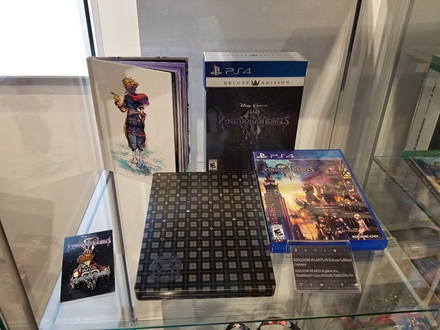 KH3 Deluxe Edition