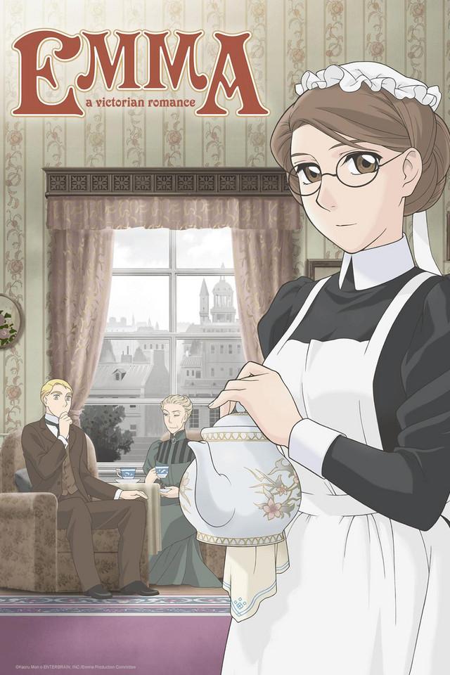 Emma: A Victorian Romance