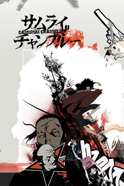 Samurai Champloo Main Visual