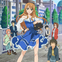 A New Week Means Round Of Streaming Anime Announcements And Todays Title Is The Supernatural Romance Golden Time Based On Light Novel Series By