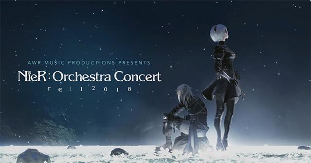 NieR Concert Key Image