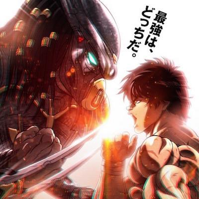 Crunchyroll - The Predator x Baki Campaign Asks Which