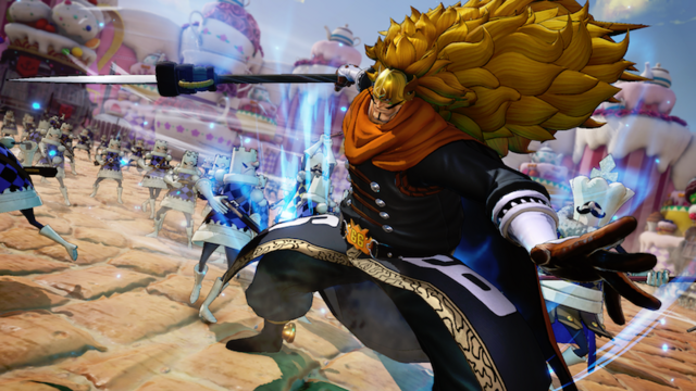See How Vinsmoke Judge Plays in One Piece: Pirate Warriors 4 Trailer