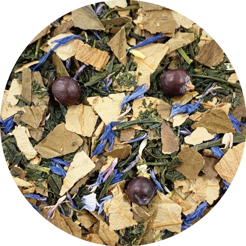Yu Kanda Tea - Leaves
