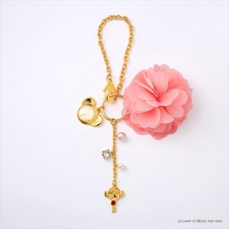 accesorios sakura cardcaptor flor