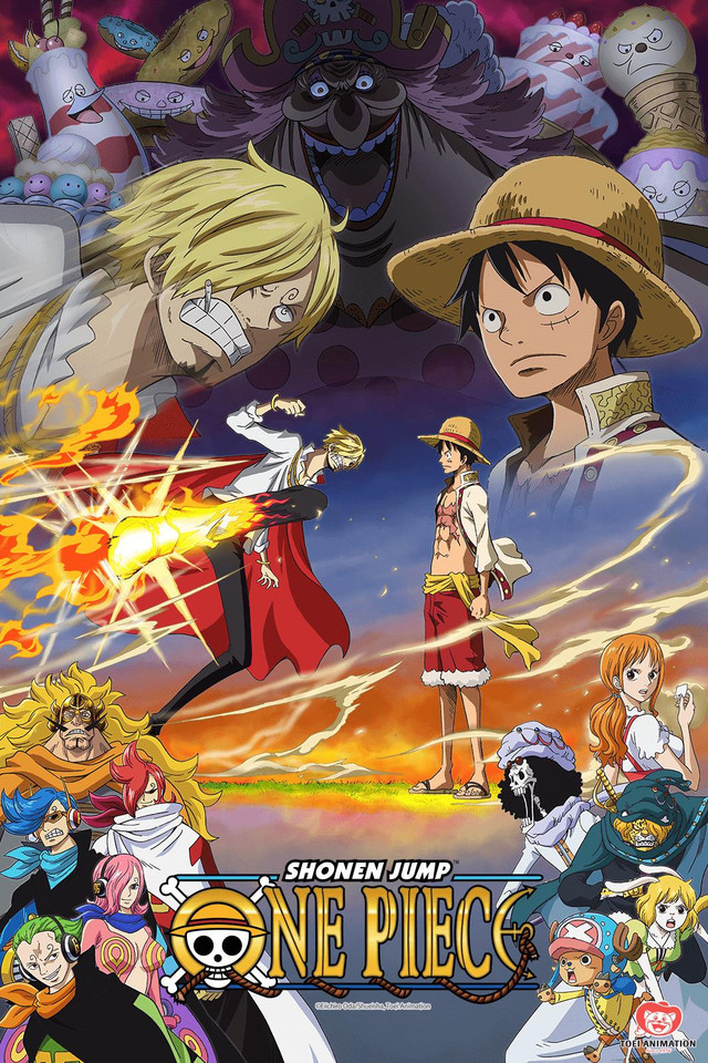 One Piece - Watch on Crunchyroll 06f537d46ed6